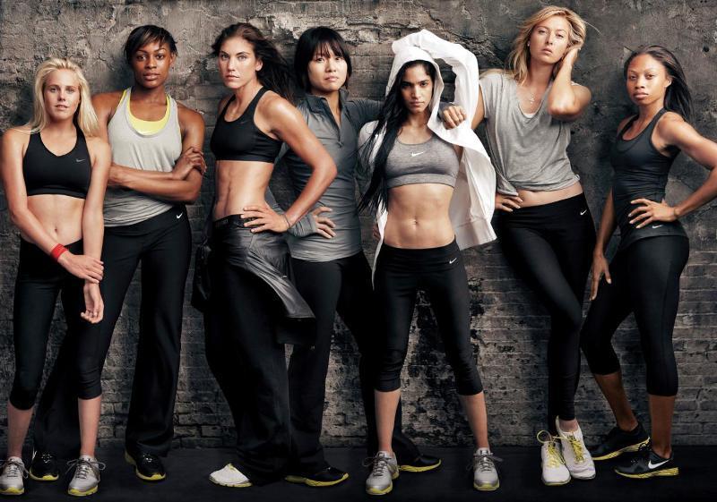 Nike Sportswear Trend 2016