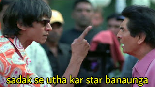 Sadak se utha kar star banaunga, vijay raaz as director | best welcome movie meme templates & dialogue