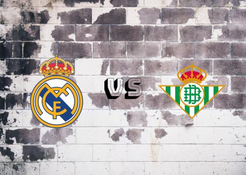 Real Madrid vs Real Betis  Resumen y Partido Completo