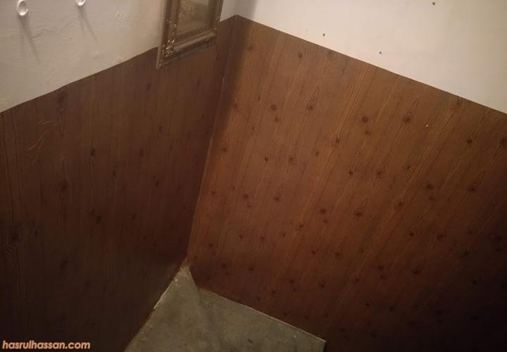 Tips untuk tampal wallpaper sendiri di rumah