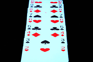Pravidla pasians, solitaire