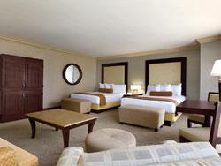 The Rio Hotel Room