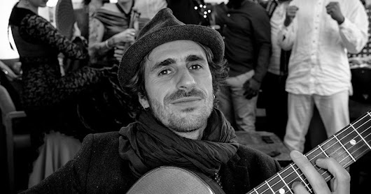 Barrio Manouche (World/Flamenco/Jazz): Free Performance