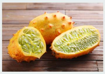 Kiwano Melon Facts