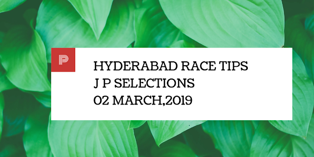 Hyderabad Invitation Weekend Races 2nd March,2019