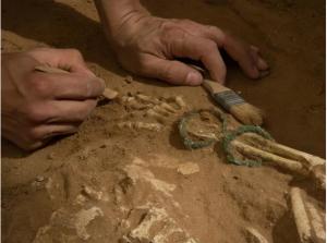 Análise de DNA revela a origem dos Filisteus