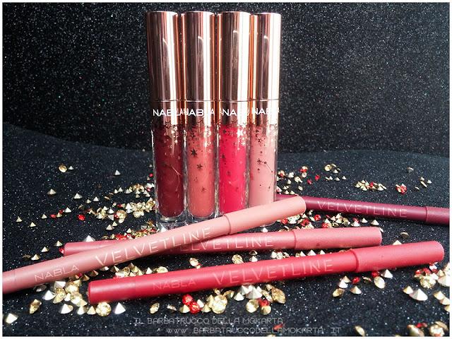 dreamy lipstick lipkit nabla