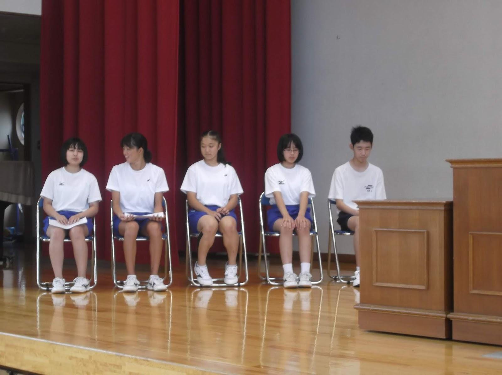 米沢六中 学校日誌