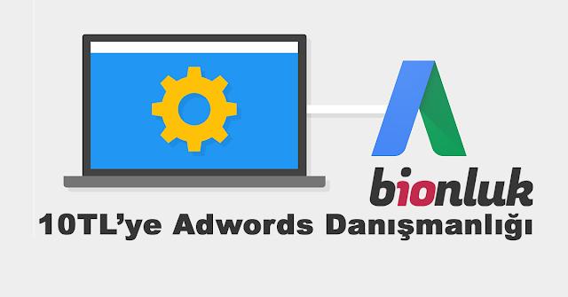 Sertifikalı Adwords Danışmanlığı Bionluk
