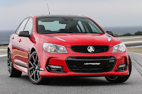 Holden VFII Commodore Motorsport Edition (2017) Front Side