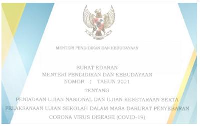 Babak Baru Terkait Penentuan Kelulusan Tahun 2021