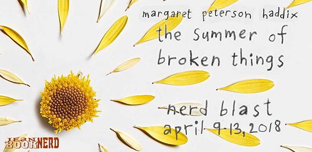 http://www.jeanbooknerd.com/2018/03/nerd-blast-summer-of-broken-things-by.html