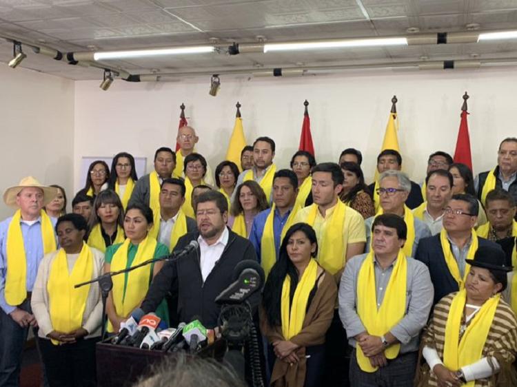 Doria Medina decidió no participar en la elección general ni inscribir candidatos legislativos / PRENSA UN