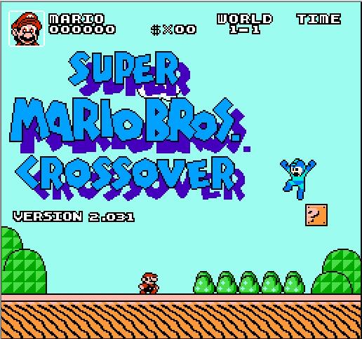 PC - Tip Trick: Super Mario Bros  Crossover 2 0 - Download