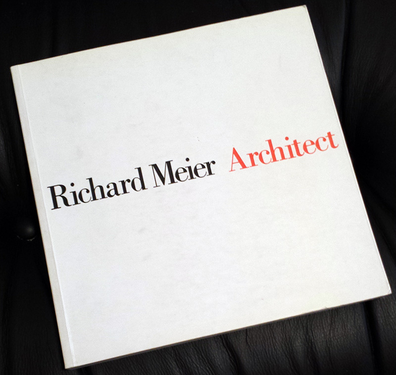 Richard Meier Red Book
