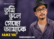 Samz Vai Tumi Bhule Gecho Amake