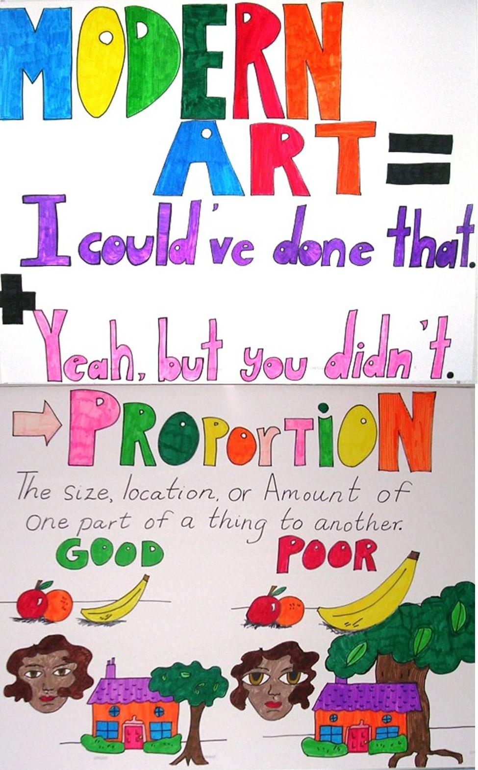 Art Classroom Decor Artful Artsy Amy