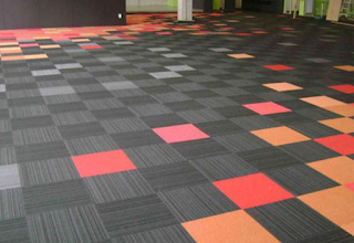 How acoustic carpets can absorb the sounds of the bedroom in a house of home interior.