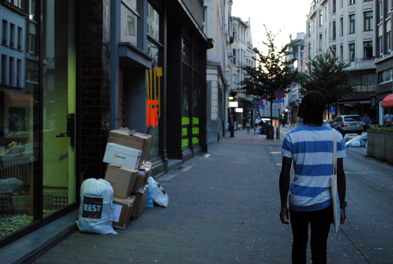 Anvers rue