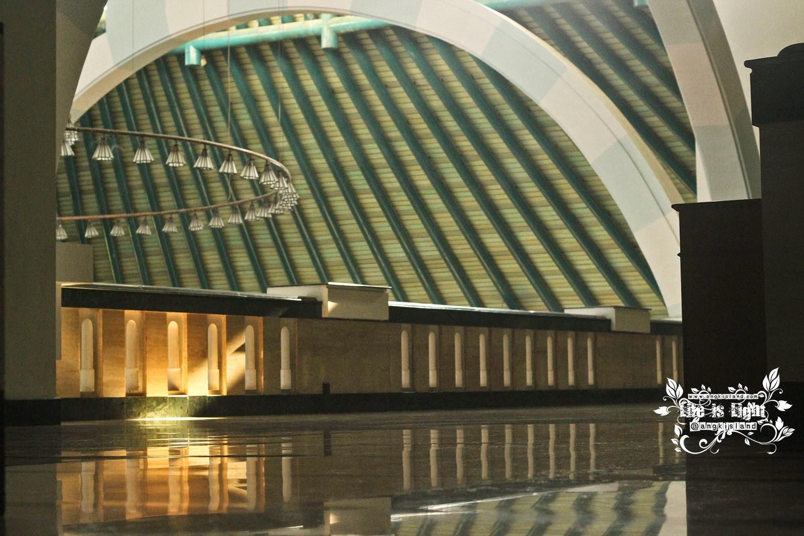 langit Masjid Agung Jawa Tengah