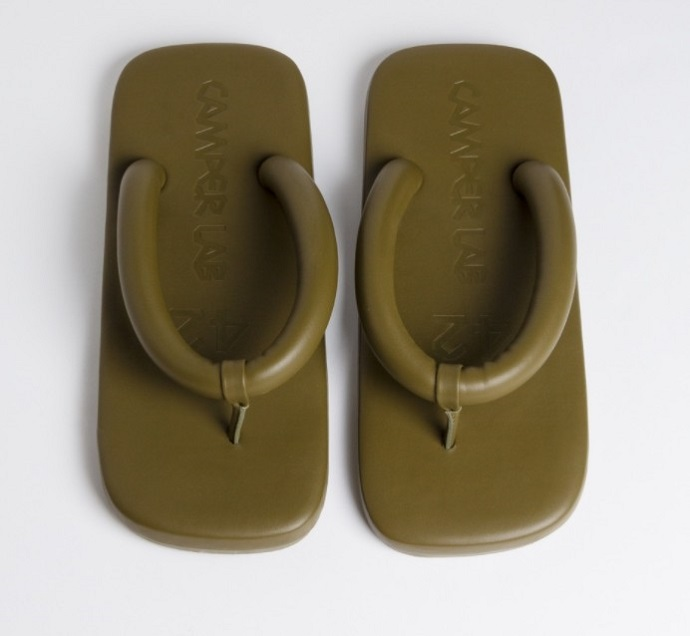 CamperLab's Hastalavista Geta Sandals Will Cost You US$280