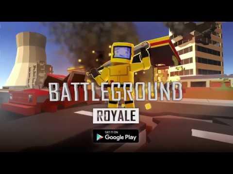 Pixel Unknown Battleground 1.35.18 Hileli Mod