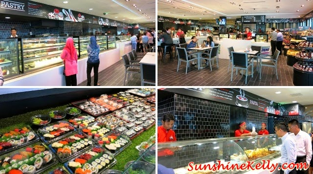 SAM'S Deli, The Curve, Mutiara Damansara, deli in the curve, deli