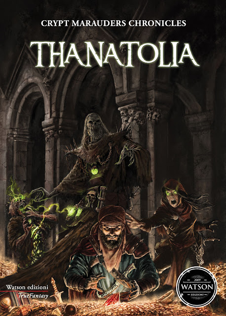 Thanatolia (cover)