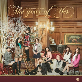 [Mini Album] TWICE - The year of `YES` Mp3 full zip rar 320kbps m4a
