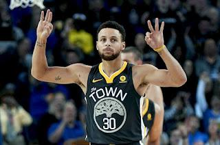 Steph Curry threes