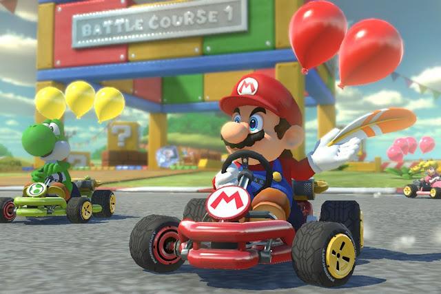 Android Mario Kart