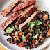 How to Make Coriander Crusted Flank Steak
