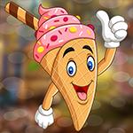 G4K Ambrosial Thumb Ice Cream Escape