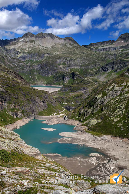 Lago del Zött e lago di Robiei