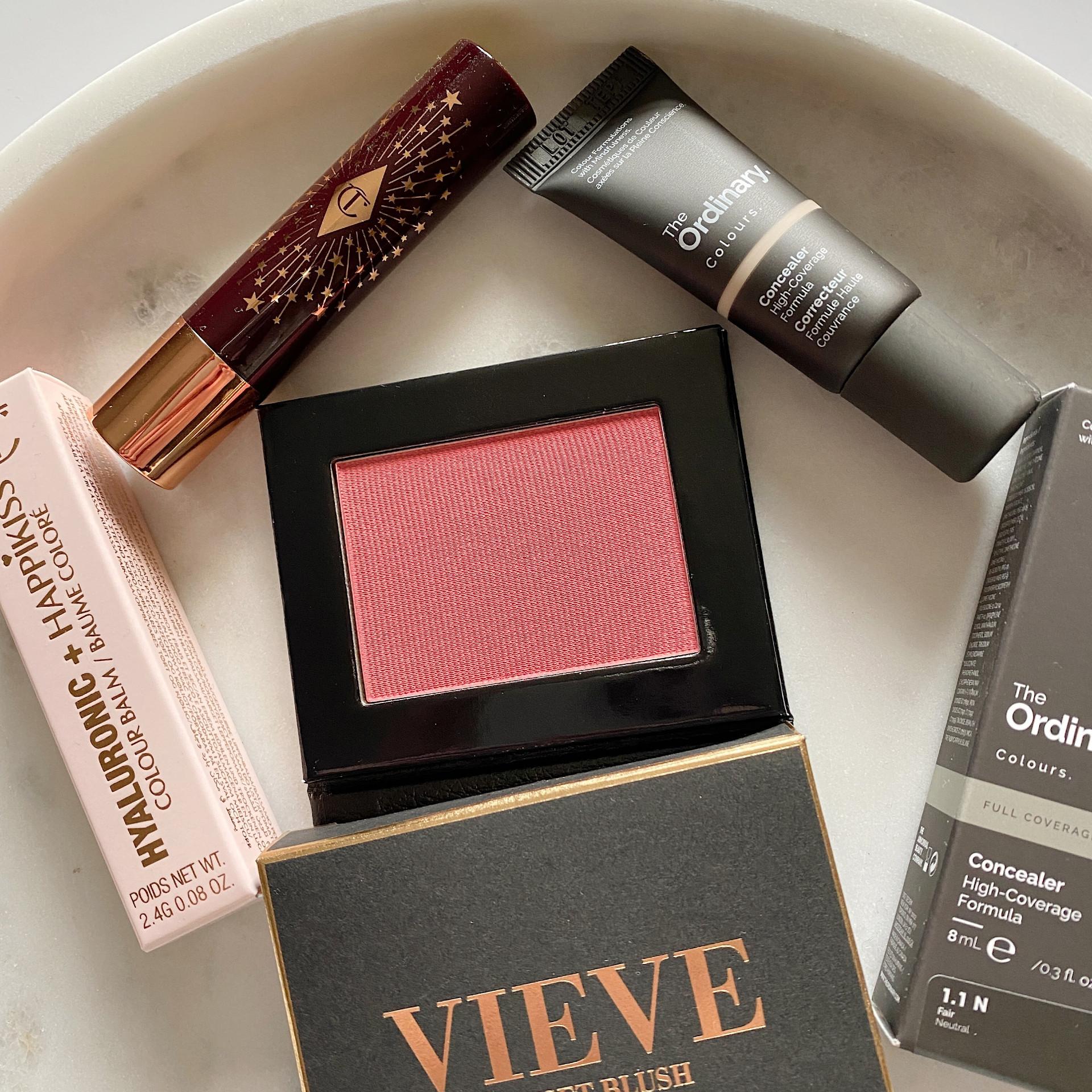 vieve sunset blush cherub review
