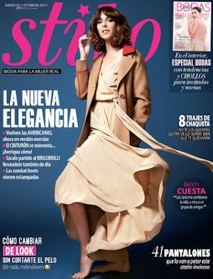 Revista stilo octubre 2019