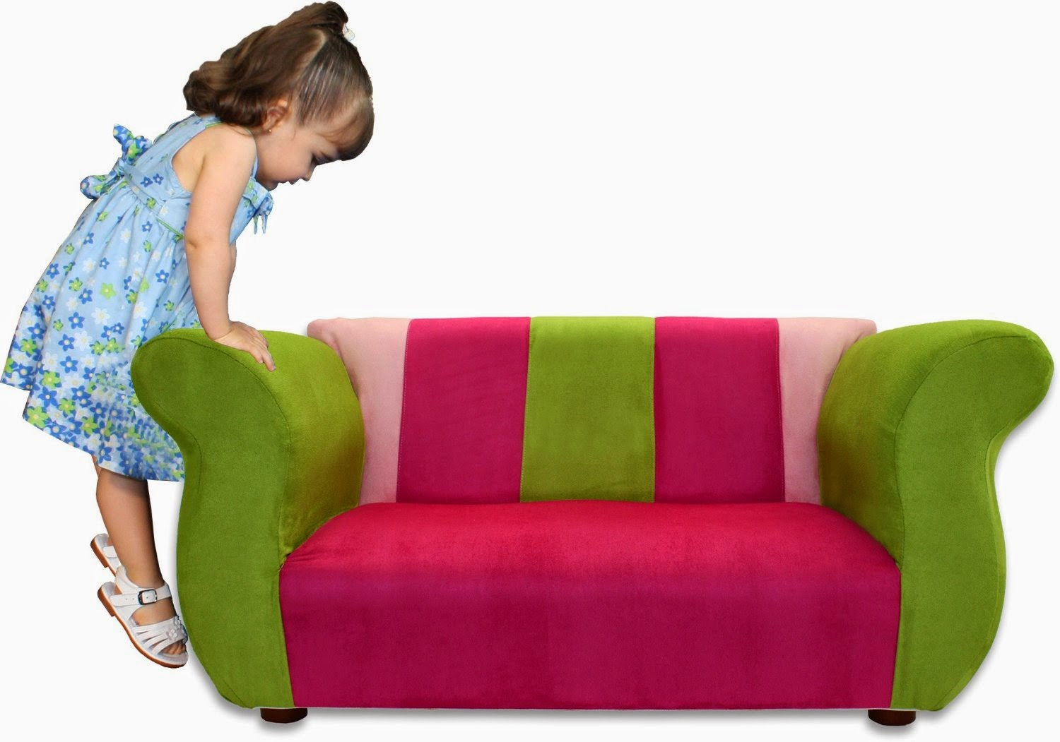 Kids Sofa Set How To Protect From Cat Scratching Couch Mini For