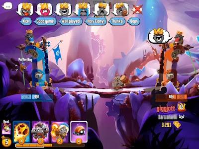 Screenshot Badland Brawl - Apcoid