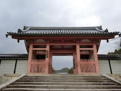 仁和寺中門
