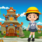 G4K Japanese Girl Rescue Game
