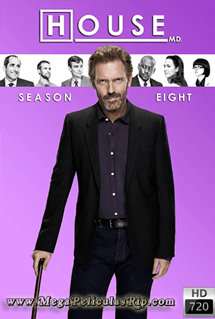 Dr. House Temporada 8 [720p] [Latino-Ingles] [MEGA]