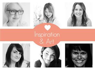 inspiration and art blog hop