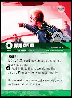 Equip type: Rookie Captain