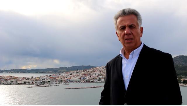 Αναβάθμιση των Σωμάτων Ασφαλείας στην Ερμιονίδα ζητά ο Δημαρχος Γ. Γεωργόπουλος
