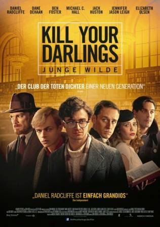 Kill your darlings, 2013