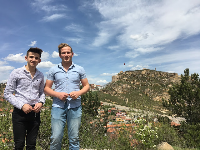 Kubilay Kılıçoğlu ve Serkan Kebapçı Kastamonu'da Mezuniyet 2019 - Mayıs 2019