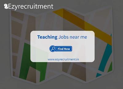 teaching jobs near me