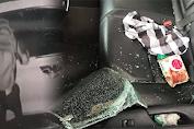 Bình Dương: Truy tìm nghi phạm đập kính ôtô trộm tiền tỷ