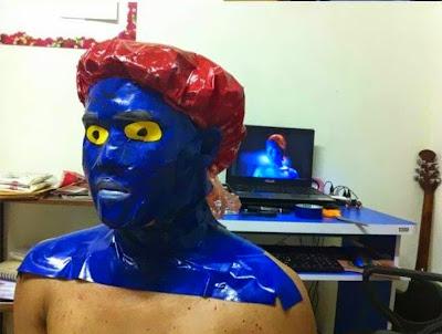 Disfraz de Mystique cosplay