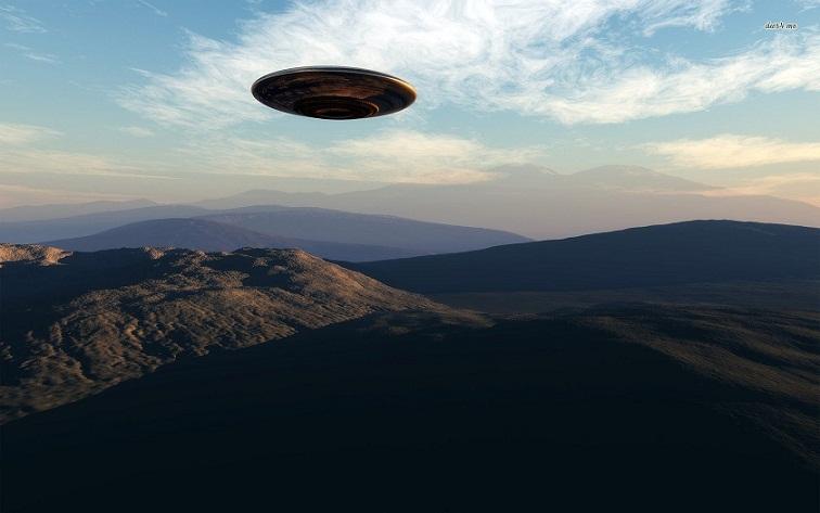 Manusia Akan Pakai Piring Terbang untuk Mendarat di Mars